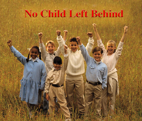 no child left behind proposal The senate proposal would preserve annual testing of students no child left behind was too rigid in prescribing a publication of the washington post.